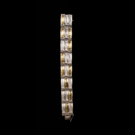 Armband Feingold & Silber
